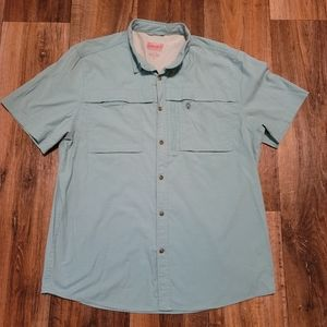 Coleman Outdoor Ventilation Shirt Size XL